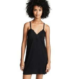 PJ Salvage For Stitch Fix Black Chemise Size Small